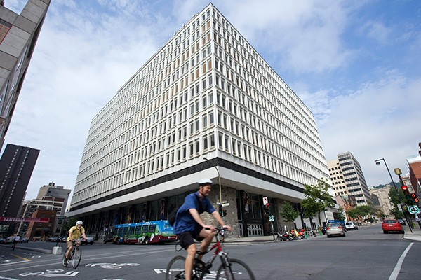 Concordia building